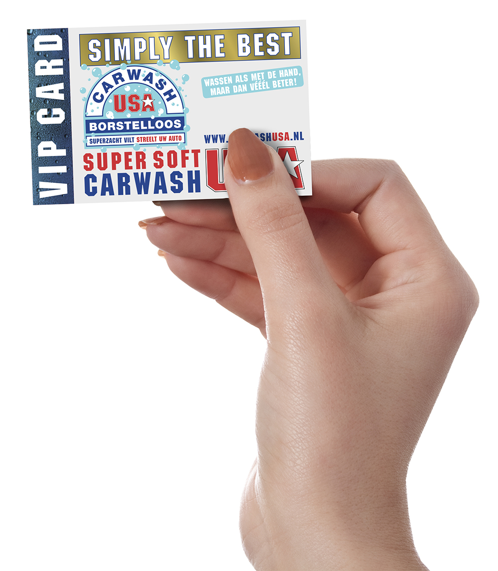 VIP Card Carwash USA
